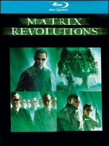 Matrix Revolutions di Andy Wachowski,Larry Wachowski - Blu-ray