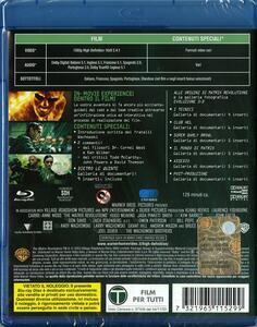 Matrix Revolutions di Andy Wachowski,Larry Wachowski - Blu-ray - 2