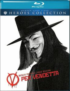 V per vendetta di James McTeigue - Blu-ray