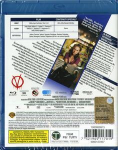 V per vendetta di James McTeigue - Blu-ray - 2
