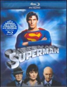 Superman. Il film di Richard Donner - Blu-ray