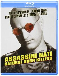 Assassini nati di Oliver Stone - Blu-ray