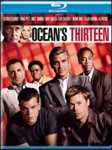 Ocean's 13 di Steven Soderbergh - Blu-ray
