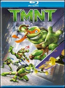 TMNT di Kevin Munroe - Blu-ray