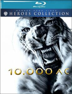 10.000 AC di Roland Emmerich - Blu-ray