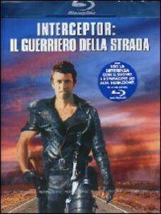 Interceptor, il guerriero della strada di George Miller - Blu-ray