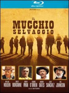 Il mucchio selvaggio di Sam Peckinpah - Blu-ray