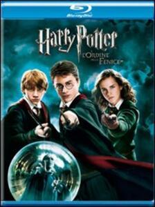 Harry Potter e l'ordine della Fenice di David Yates - Blu-ray