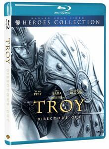 Troy<span>.</span> Special Edition di Wolfgang Petersen - Blu-ray