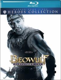 Cover Dvd La leggenda di Beowulf