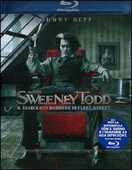 Film Sweeney Todd. Il diabolico barbiere di Fleet Street Tim Burton