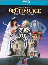 Cover Dvd Beetlejuice. Spiritello porcello