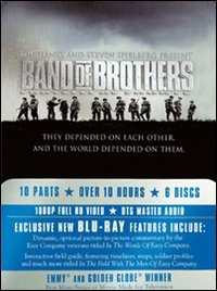 Cover Dvd Band Of Brothers. Fratelli al fronte