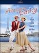 Cover Dvd DVD Un americano a Parigi