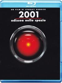 Cover Dvd 2001: odissea nello Spazio