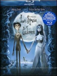 La sposa cadavere di Tim Burton,Mike Johnson - Blu-ray