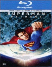 Cover Dvd Superman Returns