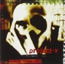 Modus Operandi - CD Audio di Project-X