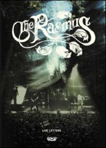 The Rasmus. Live Letters - DVD