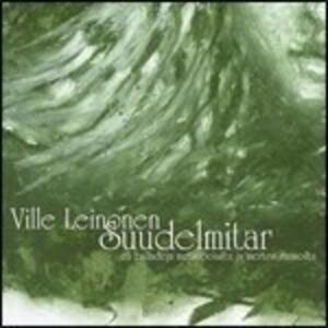 Suudelmitar - Vinile LP di Ville Leinonen