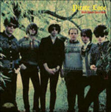 Black Vodoun Space Blues - CD Audio di Pirate Love