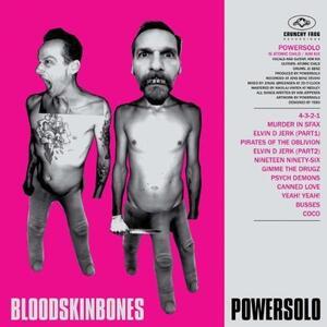 Blood Skin Bones - Vinile LP di Powersolo