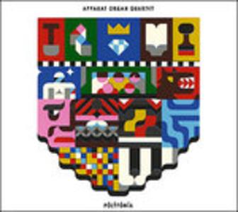 Polyfonia - Vinile LP di Apparat Organ Quartet