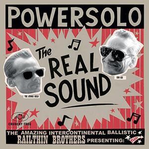 Real Sound - Vinile LP di Powersolo