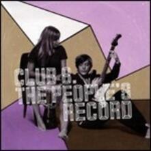 People's Record - CD Audio di Club 8