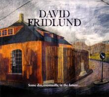 Some Day, Eventually - CD Audio di David Fridlund