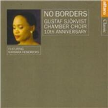 No Borders - CD Audio di Johannes Brahms