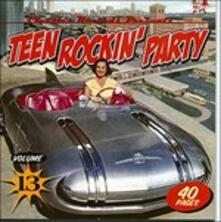 Teen Rockin' Party 13 - CD Audio