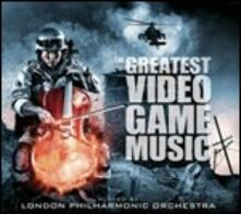 The Greatest Video Game Music (Colonna Sonora) - CD Audio