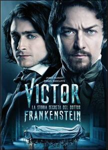 Victor. La storia segreta del Dottor Frankenstein di Paul McGuigan - DVD