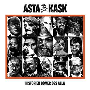 Historien Domer Oss Alla - Vinile LP di Asta Kask