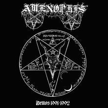 Demos 1991-1992 - Vinile LP di Amenophis