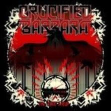 In the Red - Vinile LP di Crucified Barbara
