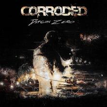 Defcon Zero (COLOURED version) - Vinile LP di Corroded