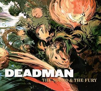 CD The Sound & the Fury Deadman