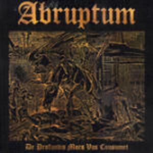 De Profundis Mors Vas - Vinile LP di Abruptum