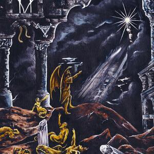 Night of the Luciferian Light - Vinile LP di Malum