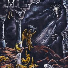 Night of the Luciferian Light - Vinile LP di Malum