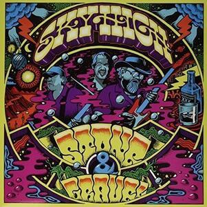Stone & Gravel - Vinile LP di Sky High