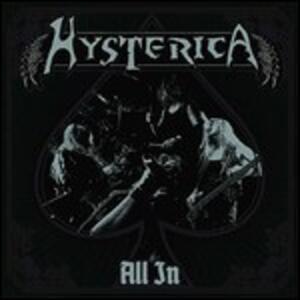 All in - Vinile LP di Hysterica