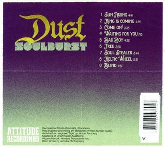 Soulbrust - Vinile LP di Dust - 2