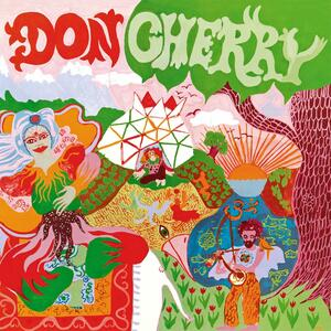 Organic Music Society - Vinile LP di Don Cherry