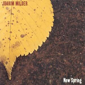 CD New Spring Joakim Milder