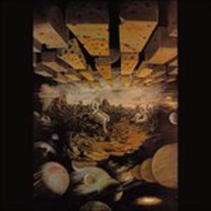 Framtiden Ar Ett Svavande Skepp - Vinile LP di Algarnas Tradgard
