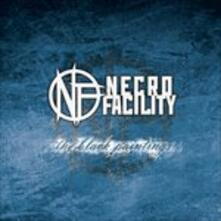 The Black Painting - Vinile LP di Necro Facility