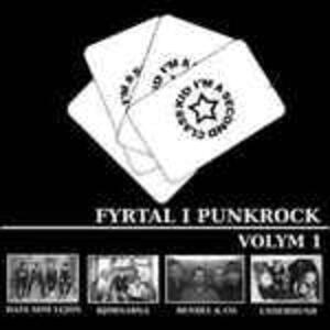 Fyrtal I Punkrock 1 - Vinile LP